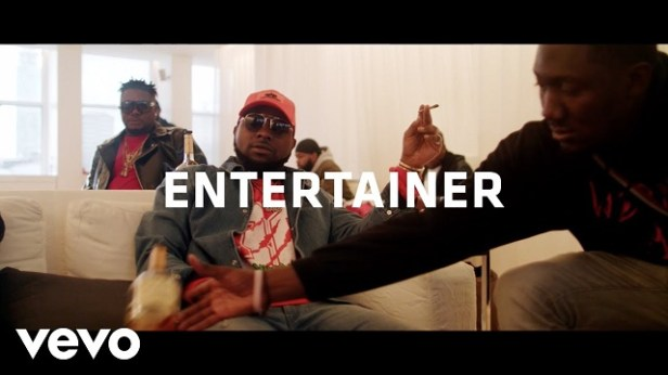 CDQ - Entertainer ft Davido