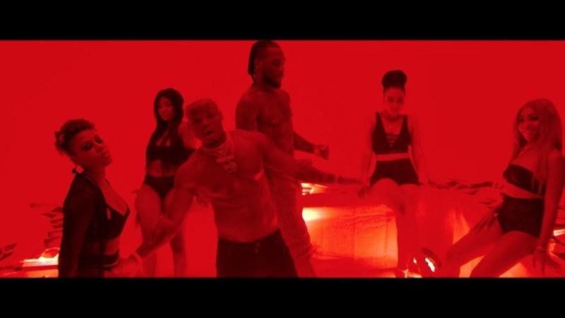 VIDEO: Harmonize ft. Burna Boy & Diamond Platnumz – Kainama