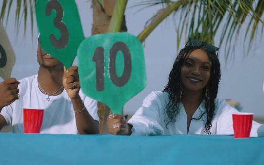 VIDEO: Seyi Shay ft Harmonize – Koma Roll