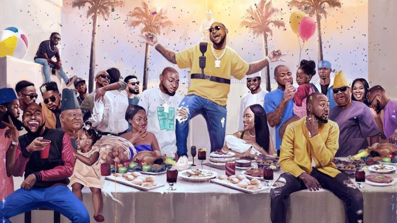 Album: Davido – A Good Time