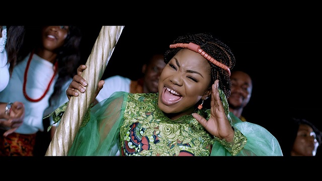 VIDEO: Mercy Chinwo - Bor Ekom