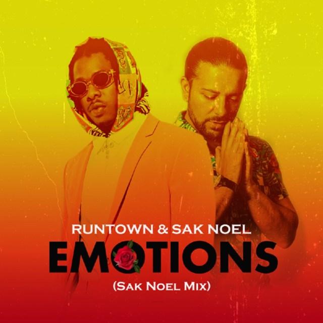 Runtown & Sak Noel - Emotions