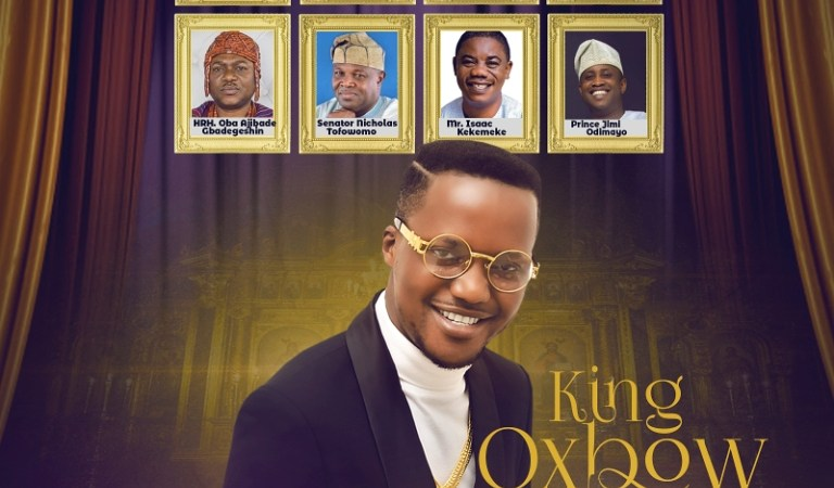 King Oxbow – Ma Gbagbe Mi (Forget Me Not)