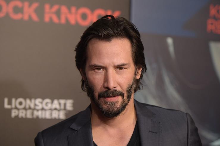 Keanu Reeves Set To Play Wolverine