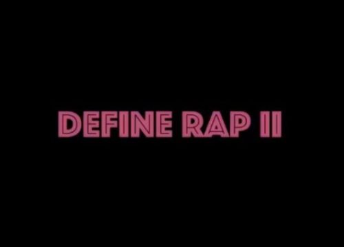VJ Adams - Define Rap 2 Ft Dremo, N6, Blaqbonez Mp3 Download