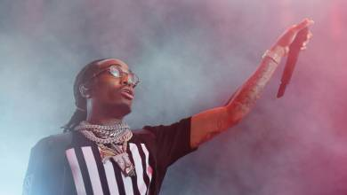 Photo of Quavo Has Officially Produced His First Horror Film