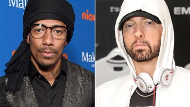 Photo of Nick Cannon Responds To Eminem's Lord Above Diss