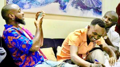 Photo of Davido signs new artiste, Ayanfe to DMW Record label