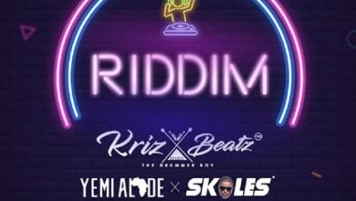 Photo of Krizbeatz – Riddim Ft Skales & Yemi Alade