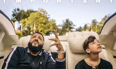 Lil Blurry - Important Feat. DJ Khaled