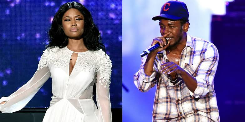 Nicki Minaj Reveals Why She is Yet to Collaborate With Kendrick Lamar