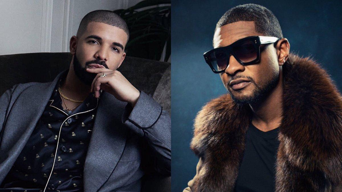 Usher & Drake - Slow Motion