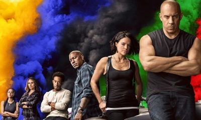 Watch The First Trailer For 'Fast & Furious 9'