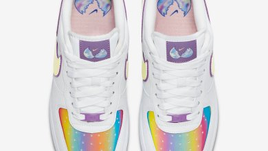 """Photo of Detailed Look At The Nike Air Force 1 Low """"Easter 2020"""": Coming Soon"""