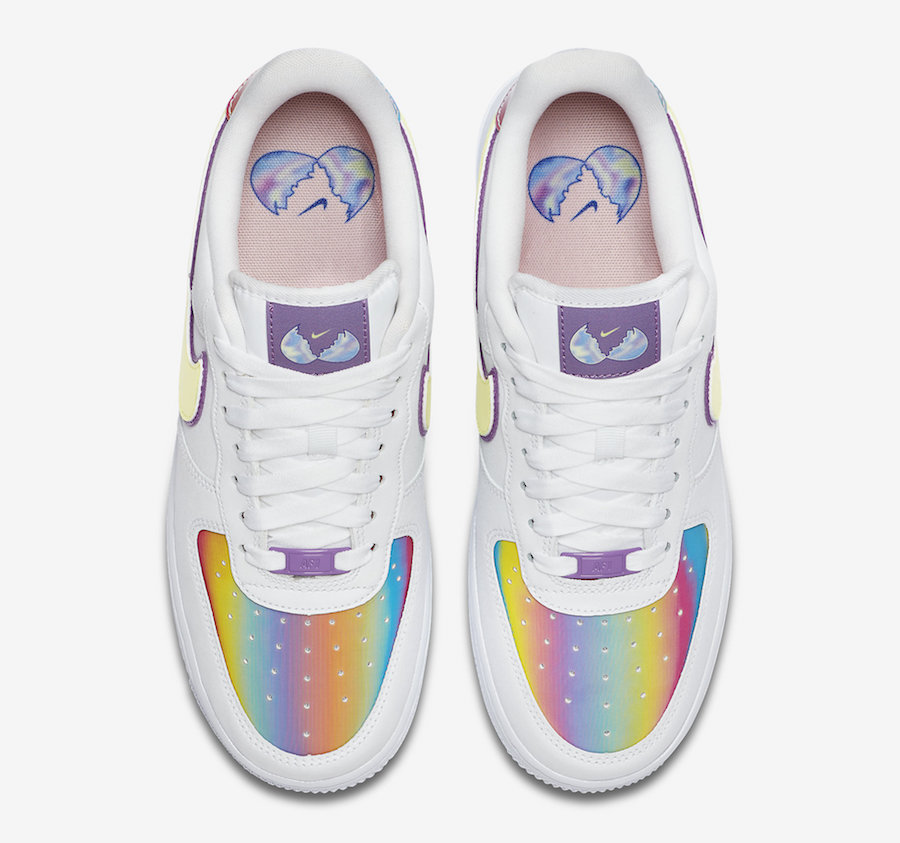 The Nike Air Force 1 Low Easter 2020