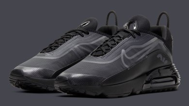 """Photo of Photos of Nike Air Max 2090 """"Triple-Black"""" Revealed"""