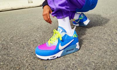 Undefeated x Nike Air Max 90 Pack
