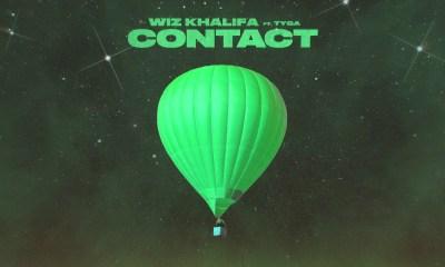 Wiz Khalifa - 'Contact' Feat. Tyga