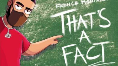 Photo of French Montana Debuts New Song 'That's A Fact'