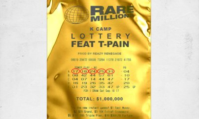 K Camp Lottery Remix Feat. T-Pain