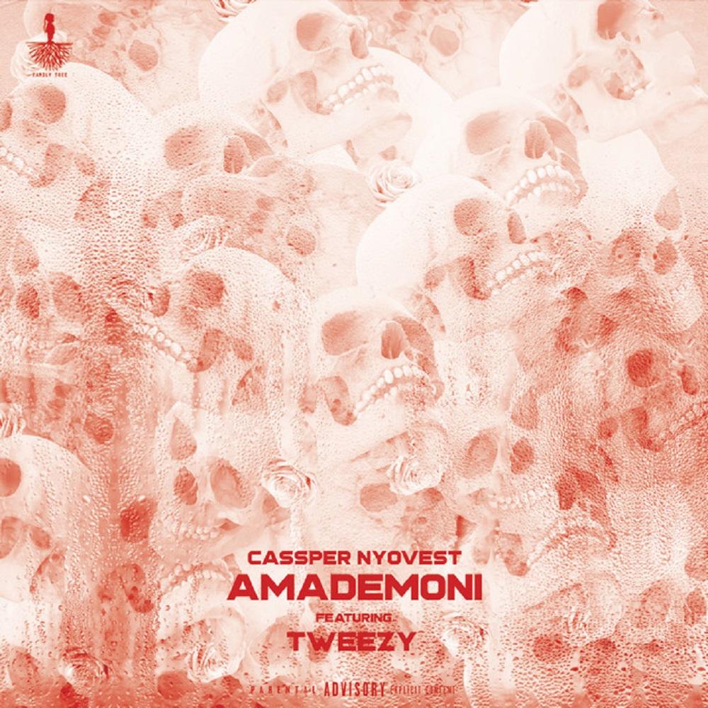 """Cassper Nyovest Drops """"Amademoni"""" Feat. Tweezy"""