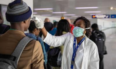 New Cases of COVID-19 Confirmed In Nigeria