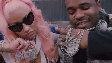 Photo of ASAP Ferg & Nicki Minaj Unreleased Song Previewed By Dj Clue