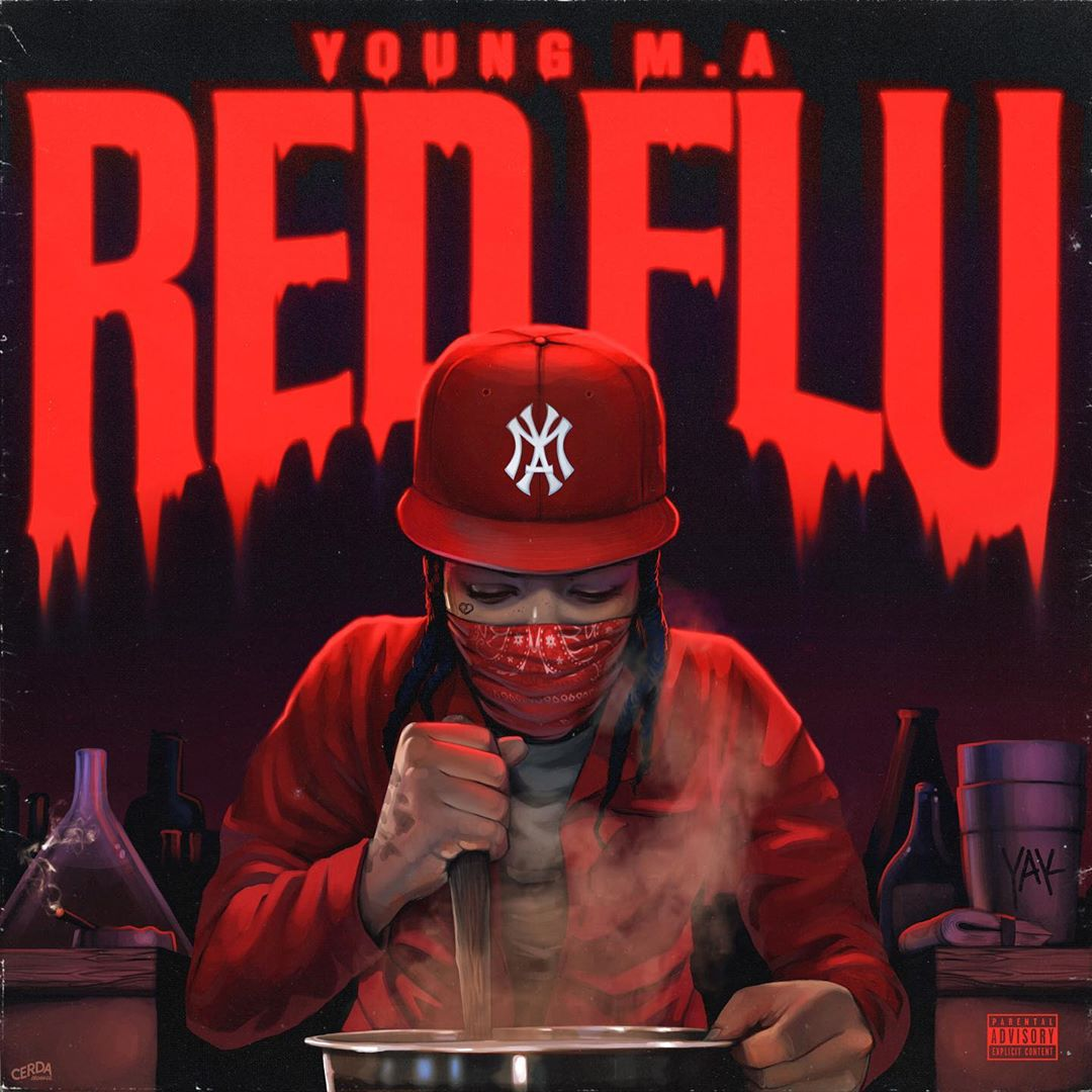 Young M.A. New EP Red Flu