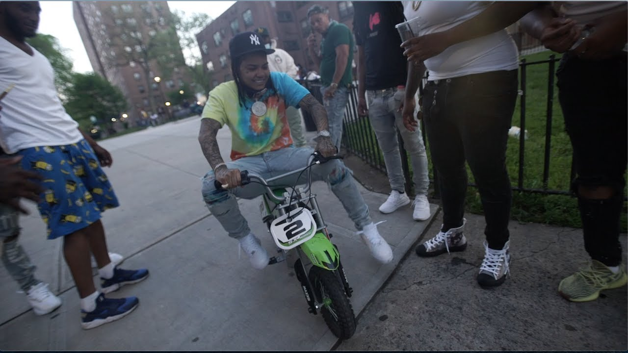 Young M.A Savage Mode Music Video