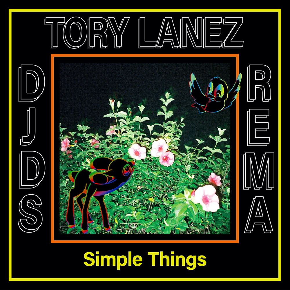 DJDS - Simple Things Ft Tory Lanez & Rema