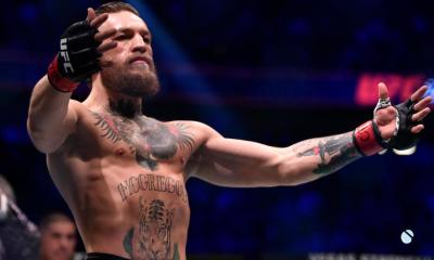 Conor McGregor Accepts A Fight From Up And Coming Star