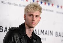 Photo of Machine Gun Kelly Mourns The Death Of His Father in an emotional Tribute post