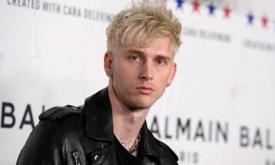 Machine Gun Kelly Mourns The Death Of His Father