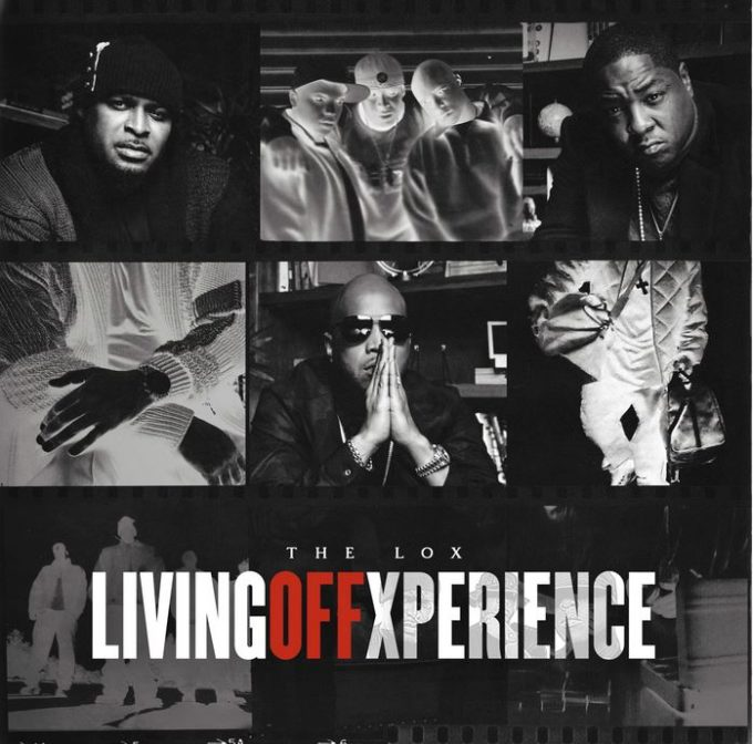 The Lox - 'Living Off Xperience' Album Artwork