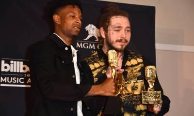 "Post Malone & 21 Savage Track ""Rockstar"" Reaches 2 Billion Streams"