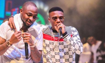 Davido Says He Wanted To Do A Joint Album With Wizkid