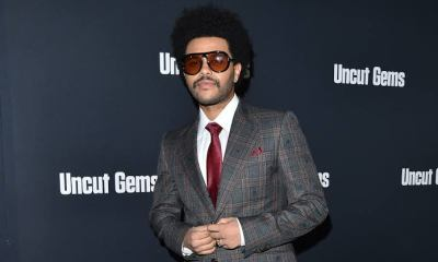 The Weeknd New Facial Look