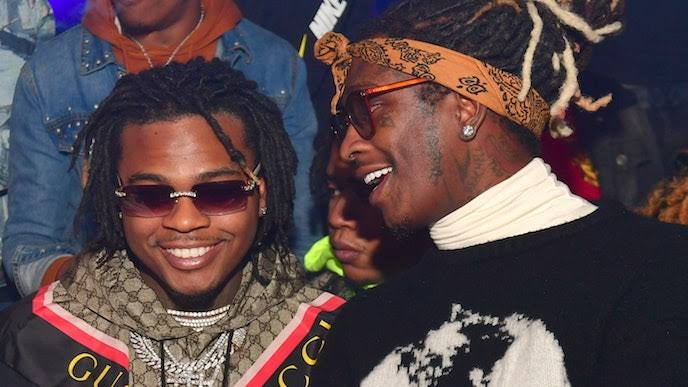 Atlanta Rappers Young Thug & Gunna Post Bail for 30 Inmates to reunite with their Families