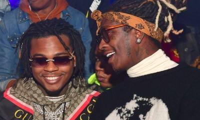 Young Thug & Gunna Post Bail for 30 Inmates
