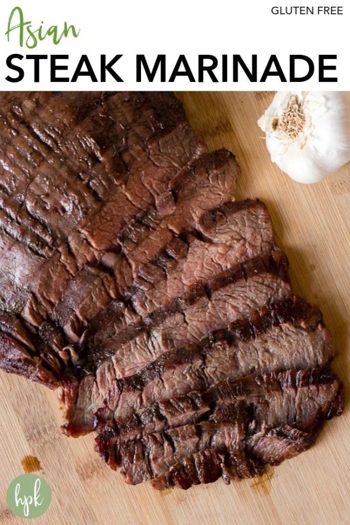pin for asian steak marinade