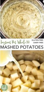 pin for whole30 mashed potatoes