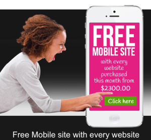 Free mobile website 02