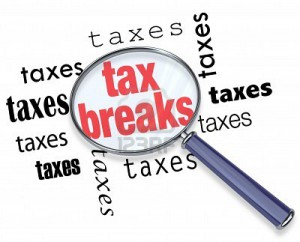 small business tax concessions