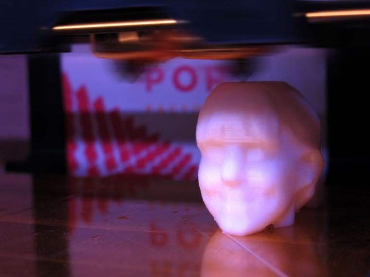 3D Printing Katrina