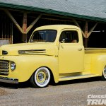 1948 Ford F 1 Pickup Truck Bean Counter S Beauty