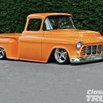 1955 Chevy Truck Outrageous