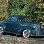 1937 Chevrolet Coupe Homespun