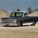 1969 Chevrolet C10 Smokin Charcoal C10