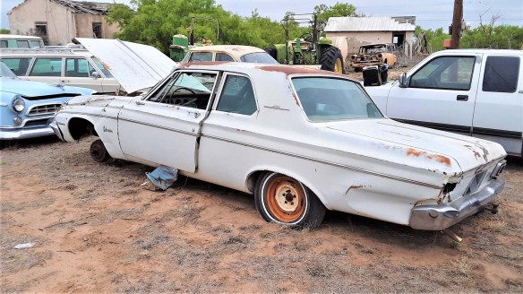 018 1964 plymouth belvedere post