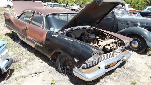 026 1957 plymouth plaza hemi hot rod